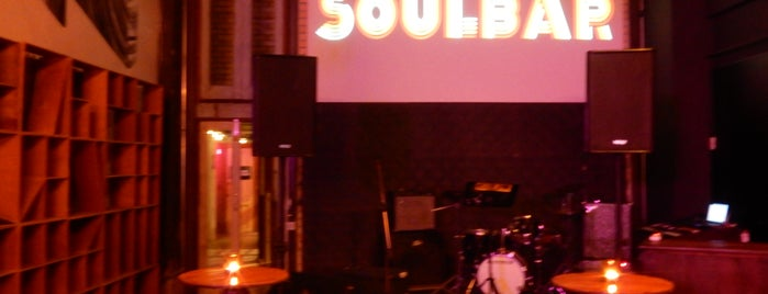 SoulBar is one of Christine 님이 저장한 장소.