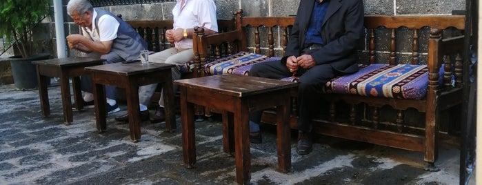 Dengbejler Evi is one of Diyarbakır.