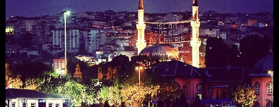Eyüp Sultan is one of İstanbul.