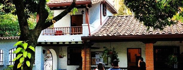 Casa Museo Otraparte is one of visitados.
