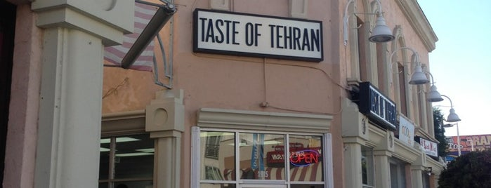 Taste Of Tehran is one of Little Los Angeles.