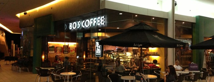 Bo's Coffee is one of Posti che sono piaciuti a Chuck.