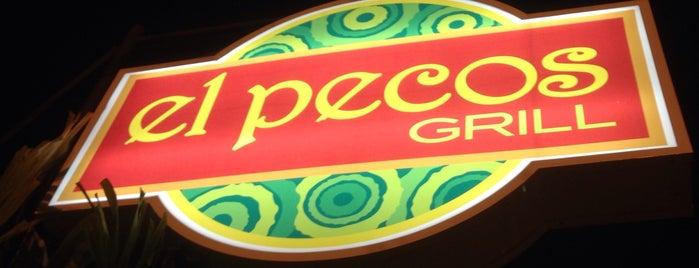 El Pecos Grill is one of Jiordana 님이 좋아한 장소.