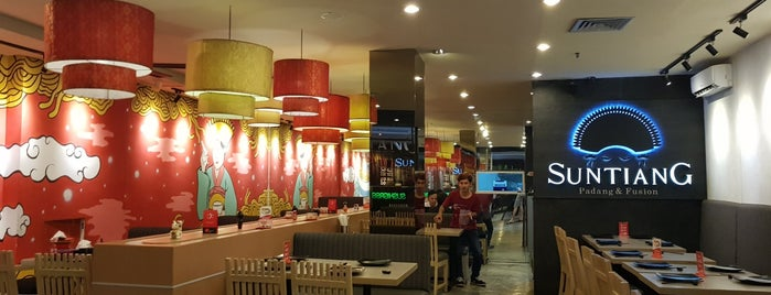 SUNTIANG is one of Jkt resto.