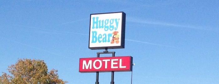 Huggy Bear Motel is one of Trips.