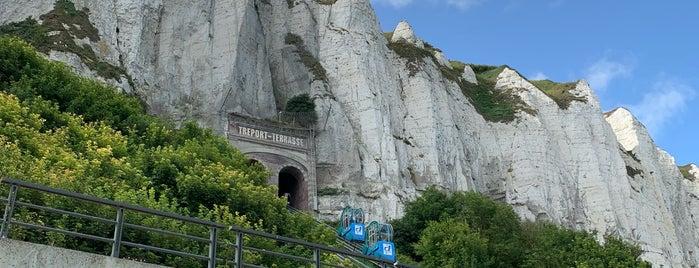 Le Funiculaire du Tréport is one of Normandy.