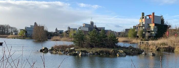 Center Parcs Villages Nature is one of Disneyland Paris.