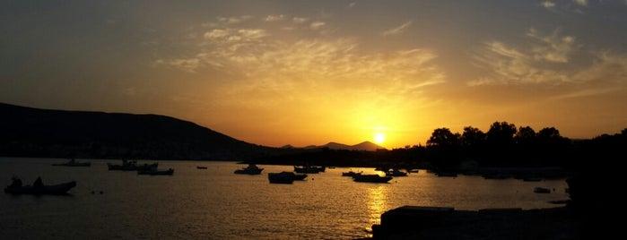 Porto Rafti Beach is one of maria'nın Beğendiği Mekanlar.