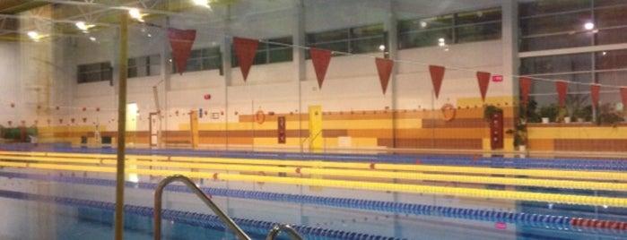 Водно-тренировочный комплекс is one of Евгений 님이 좋아한 장소.