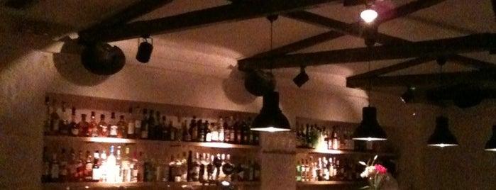 Afrikana Jazz Bar is one of places...