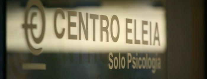 Centro Eleia is one of Trabajo.