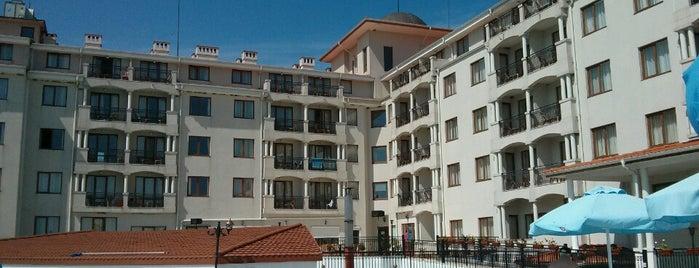 Hotel Serenity Bay is one of Bulgaria Seaside Gems.