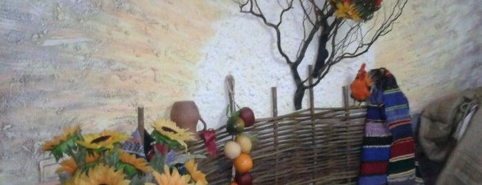 Гостинна хата is one of Бари, ресторани, кафе Рівне.