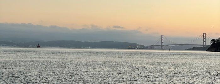 Tiburon, CA is one of San Francisco.