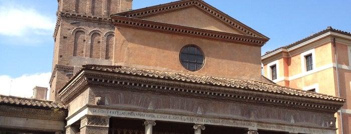 Chiesa di San Giorgio in Velabro is one of Rome / Roma.