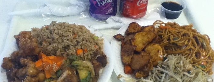 Dinasty Chinese Food is one of Orte, die Omar gefallen.