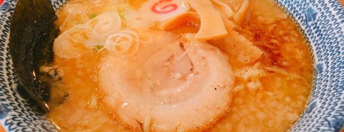 麺 くぼ田 is one of 高田馬場ラーメン.