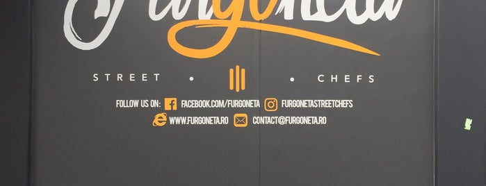 Furgoneta Street Chefs is one of Lugares guardados de Stephi S..