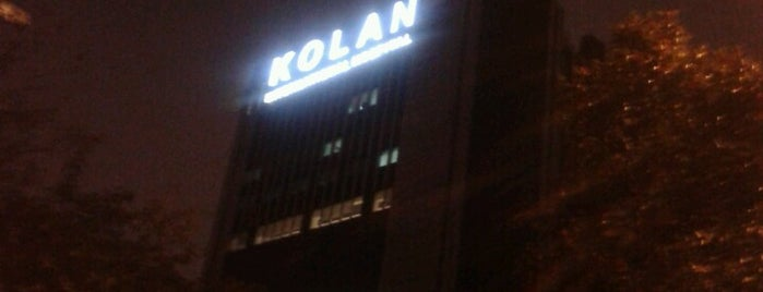 Kolan International Hospital is one of Dilara'nın Kaydettiği Mekanlar.