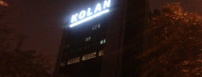 Kolan International Hospital is one of Dilara: сохраненные места.