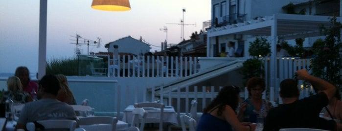 Αγνάντι is one of Greek Food Hangouts.