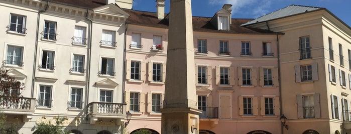 Place de Toscane is one of Paris Places To Visit.