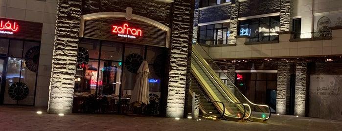 Zafran Indian Bistro - Turki Square is one of My wish list.