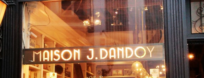 Maison Dandoy is one of Brussels.