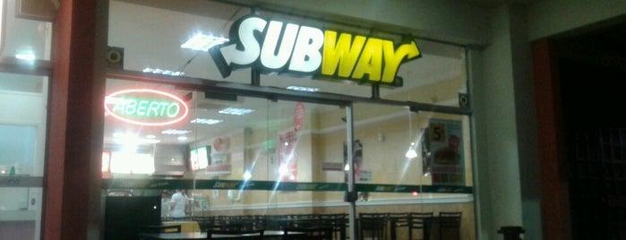 Subway is one of Aldo : понравившиеся места.