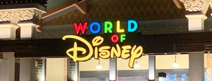 Disney Springs Orange Parking Garage is one of Disney Springs.
