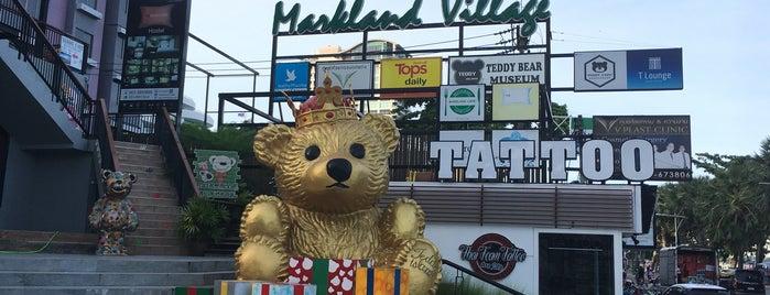 Teddy Bear Museum is one of (Temp) My Thailand.