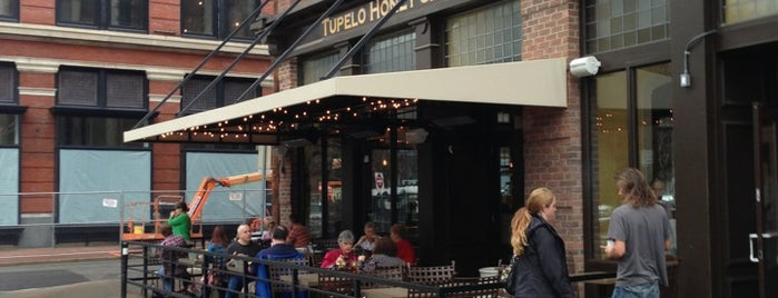 Tupelo Honey is one of Adventures in Dining: USA!.