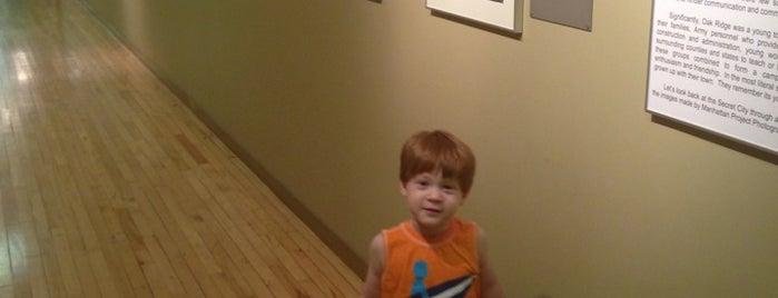 Oak Ridge Children's Museum is one of Things To-Do in Oak Ridge.