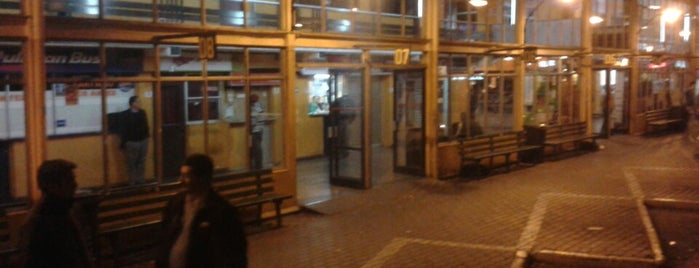 Terminal de Buses de Valparaíso is one of #SantiagoTrip.