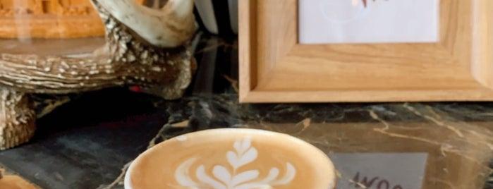 Mill Coffee is one of Lugares guardados de Queen.
