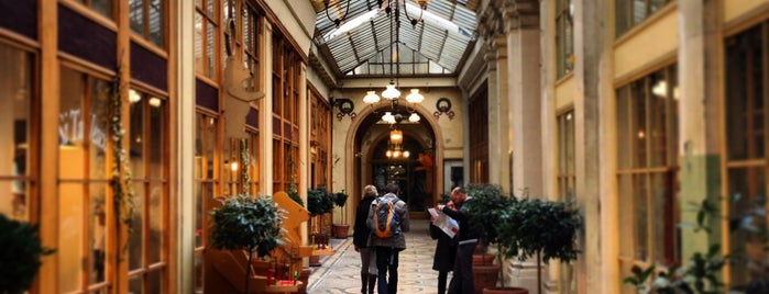 Galerie Vivienne is one of paris.