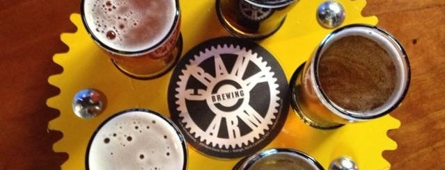 Crank Arm Brewing Company is one of Breweries or Bust.
