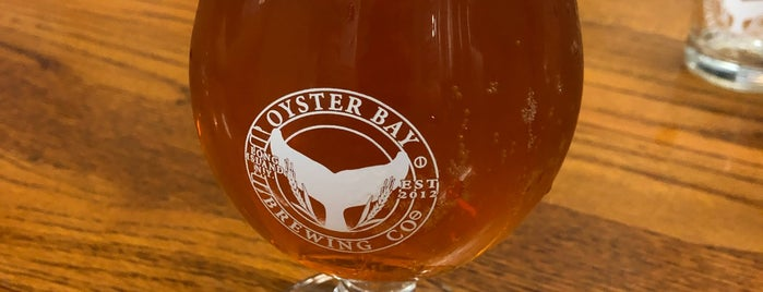 Oyster Bay Brewing Company is one of Posti salvati di Rachel.