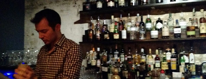 Burrow Bar is one of Personal favorite bars.