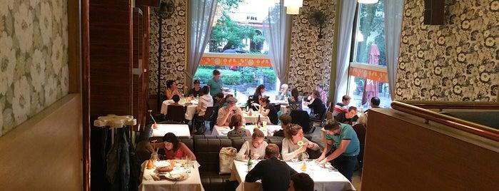Menza étterem és kávézó is one of En iyiler.