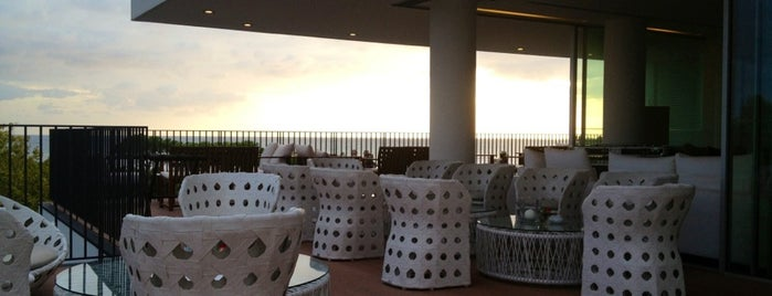 67 Sky Lounge Bar Principe Forte Dei Marmi is one of Forte Dei Marmi.