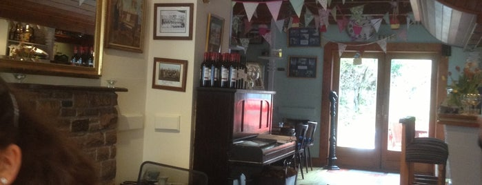 Fenton's Restaurant is one of Ireland.