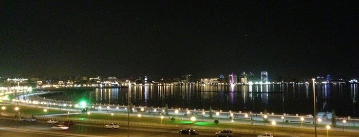 Panoramic Restaurant And Music Hall is one of Baku.