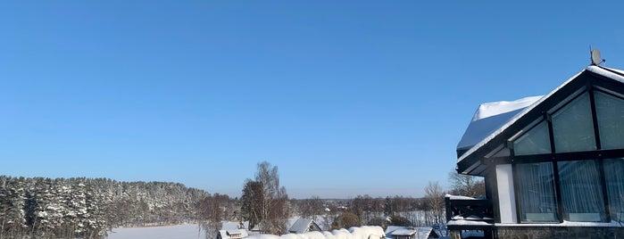 Davinci Park is one of Rus.Spb.
