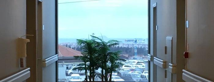 Koç Üniversitesi Hastanesi is one of Posti che sono piaciuti a Yeliz Ş..