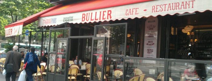 Bullier is one of Lieux sauvegardés par Stone.