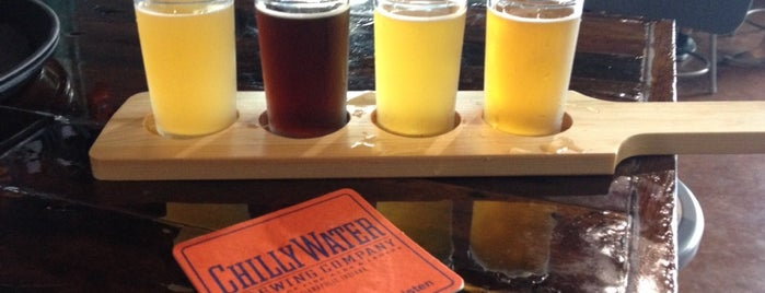 Chilly Water Brewing Company is one of Posti salvati di Tom.