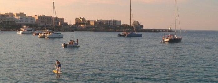 Covo Dei Mori is one of Puglia.