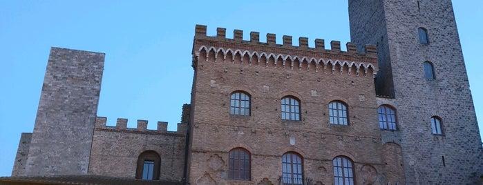 San Gimignano is one of Fabio 님이 저장한 장소.