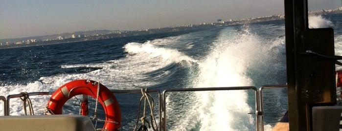 Antalya Kemer Deniz Otobüsü is one of Posti che sono piaciuti a Kolet.